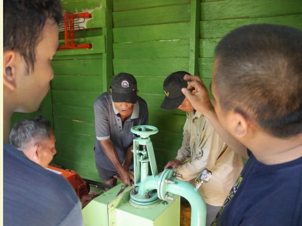 Village Micro Hydro Project as model for Sustainable Energy Future