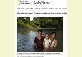 National Geographic criticizes Sarawak's dam plans
